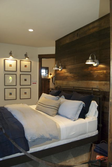 17 Best Ideas About Rustic Chic Bedrooms On Pinterest