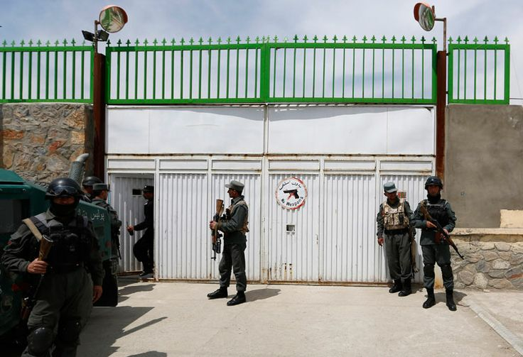 Three American Hospital workers For Christian charity shot dead by Afghan Guard - Cure International's hospital in Kabul