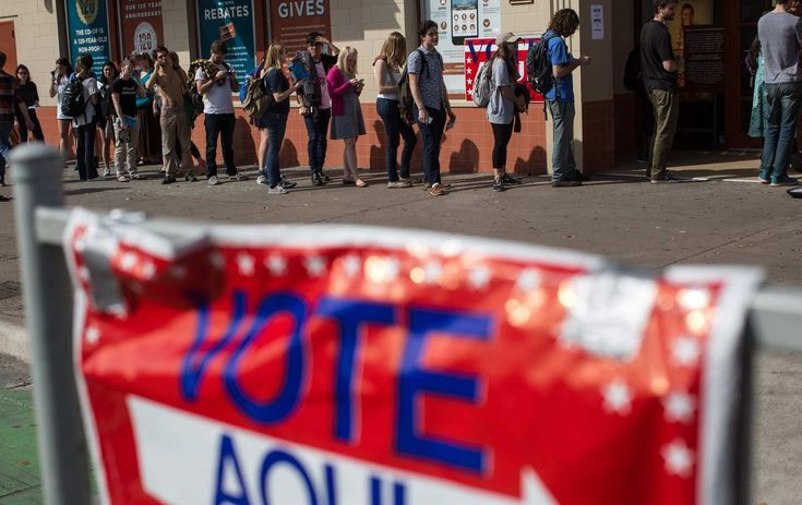 """On Super Tuesday, voters went to the polls in Waller County, Texas, where 28-year-old Sandra Bland controversially died in police custody last year. It has been described as """"the most racist county in the state of Texas,"""" with the highest number of lynchings between 1877 and 1950."""