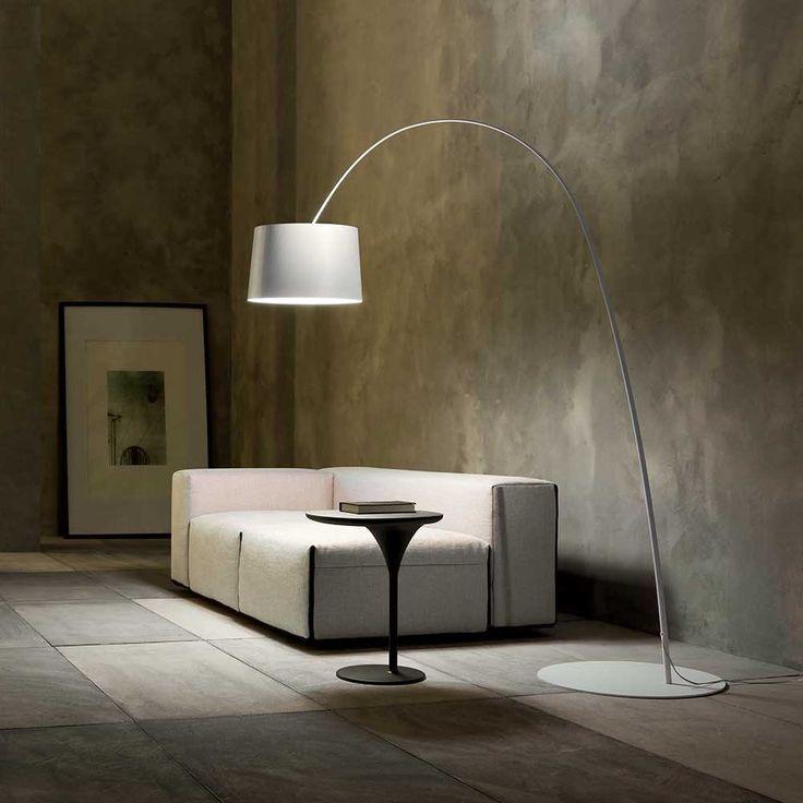 Twiggy Floor Light by Foscarini