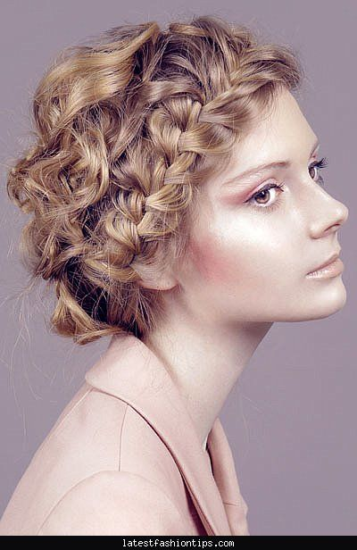32 Braided Hairstyles For Curly Haired Women