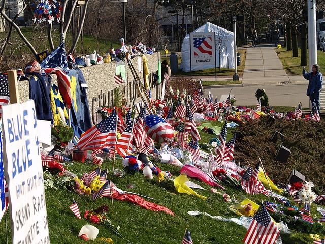 Gerald R. Ford Memorial - January 2, 2007