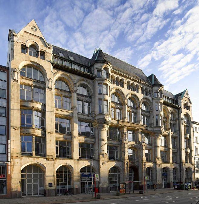 Kloepperhaus, Rödingsmarkt Hamburg