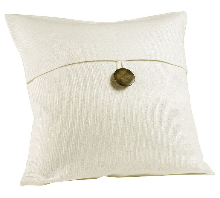 Textured Linen Cushion Cover