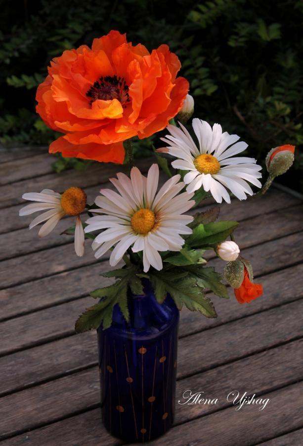 Daisy & Poppy - Cake by  Elena Ujshag