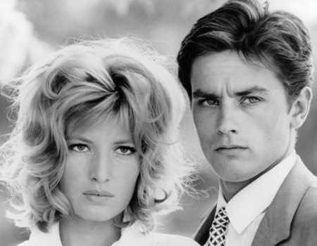 Monica vitti & Alain delon - L'eclipse