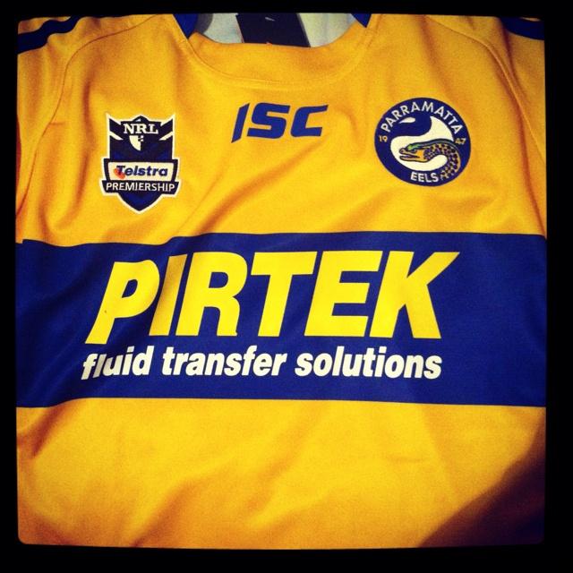 Go the Parramatta Eels!