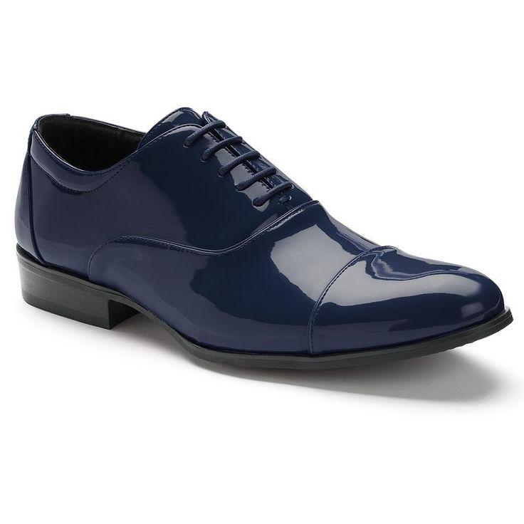 25  best ideas about Mens blue dress shoes on Pinterest | Men's ...