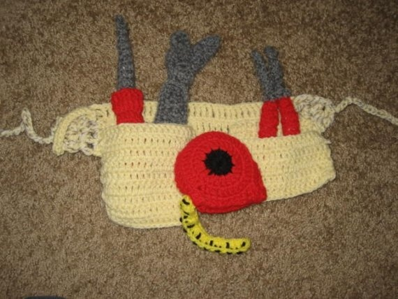 Tools, Handmade and Crochet on Pinterest