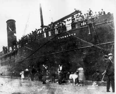 The Black Star Line was the steamship company operated by Marcus Garvey and the Universal Negro Improvement Association (U.N.I.A.) in Harlem at 114 West 138th Street, from 1919 to 1922.