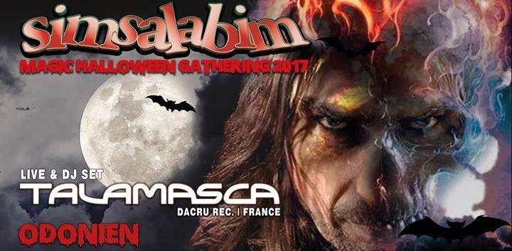 Simsalabim Halloween Goa Party im Odonien in Köln