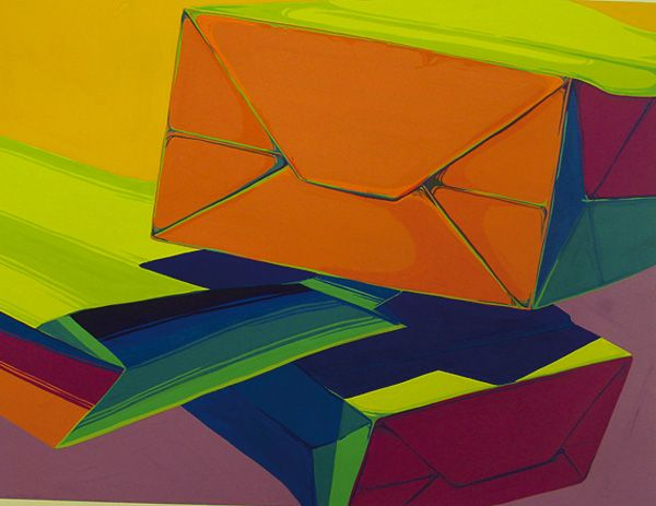 美術への確実な一歩に  芸大・美大受験総合予備校 |新宿美術学院| 学生作品 2012年度 デザイン・工芸科 私立美大コース