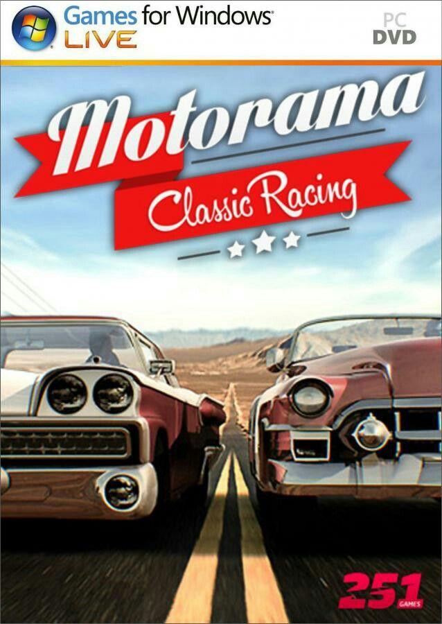 تحميل لعبة سباق السيارات القديمة Motorama In 2020 Game Download Free Pc Games Download Download Games