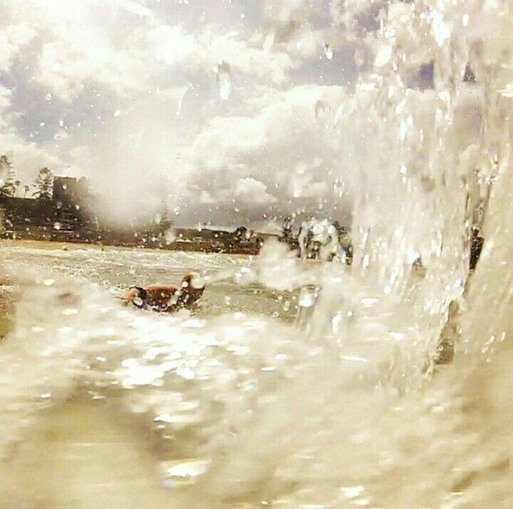 #surf #ocean #beach #wollongong