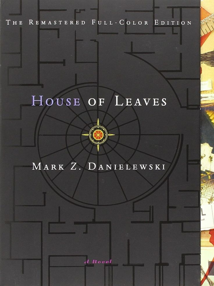 "<i><a href=""http://amzn.to/22YKeoh"" target=""_blank"">House of Leaves</a></i> by Mark Z. Danielewski"
