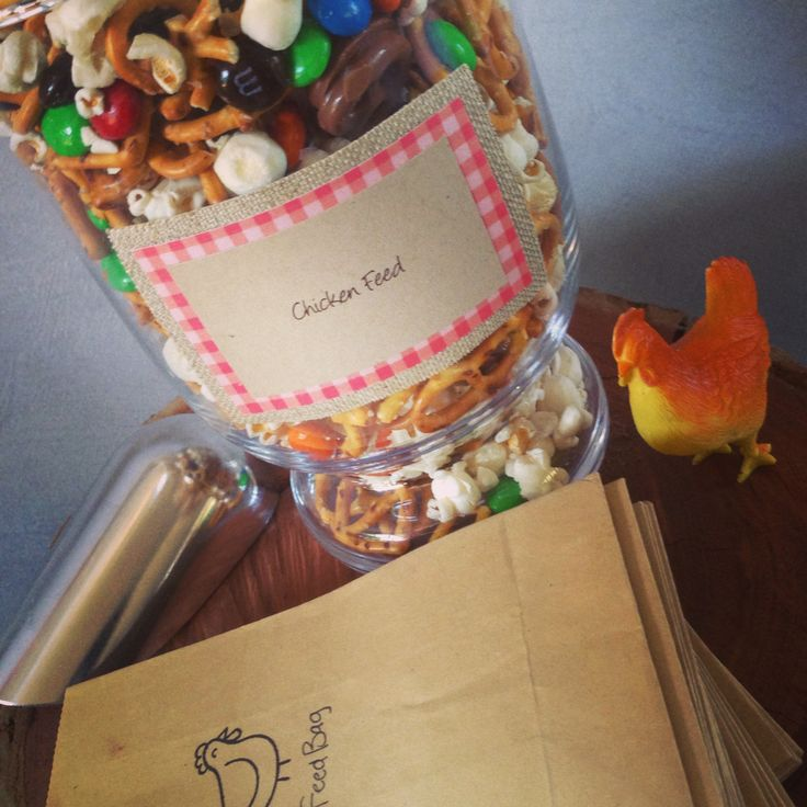 Chicken Feed- pick n mix