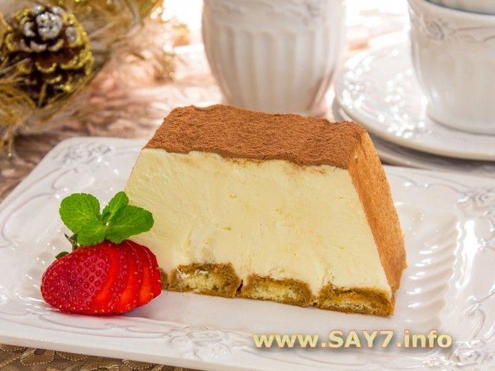 Мороженое Тирамису