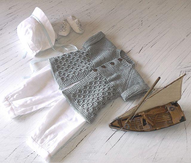 Ravelry: Top Down Cardigan pattern by OGE Knitwear Designs