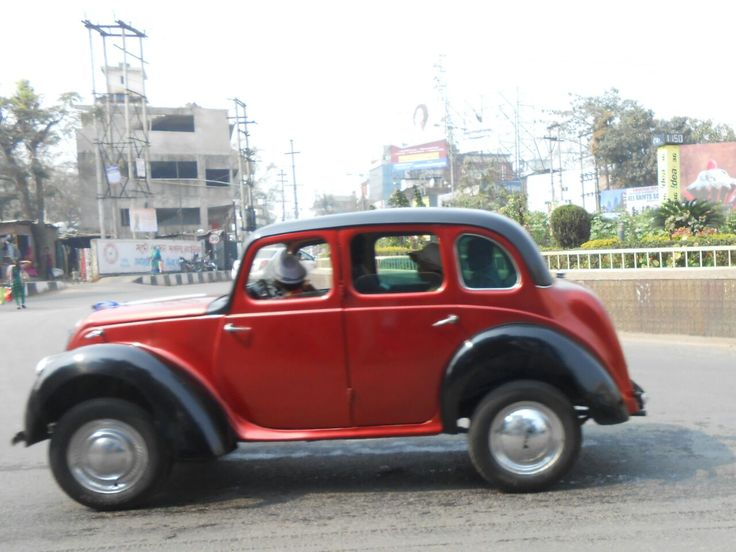 Vintage Car Rally 2015 in India - Photos by GNT Team
