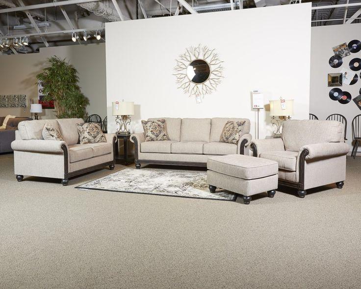 Blackwood Taupe Sofa Sofas ACO Furniture