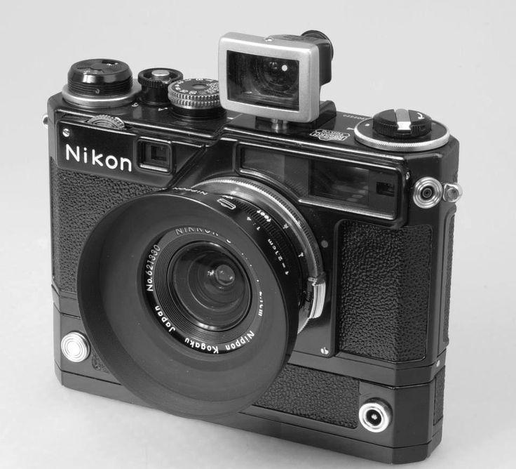 Classic Nikon Camera