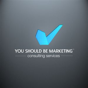 Official YSBM Logo. Visit YouShouldBeMarketing.com for your small business needs.