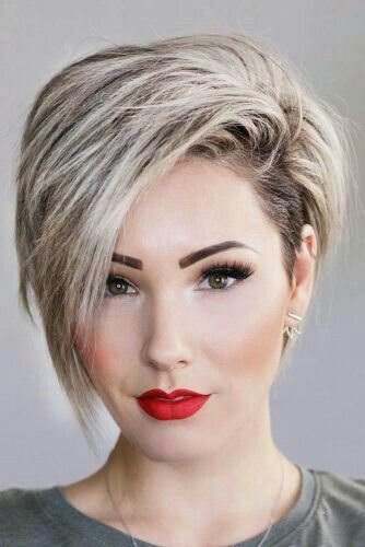 Short Hair Styles Short Hairstyles In 2019 Hair Cuts Short Hair