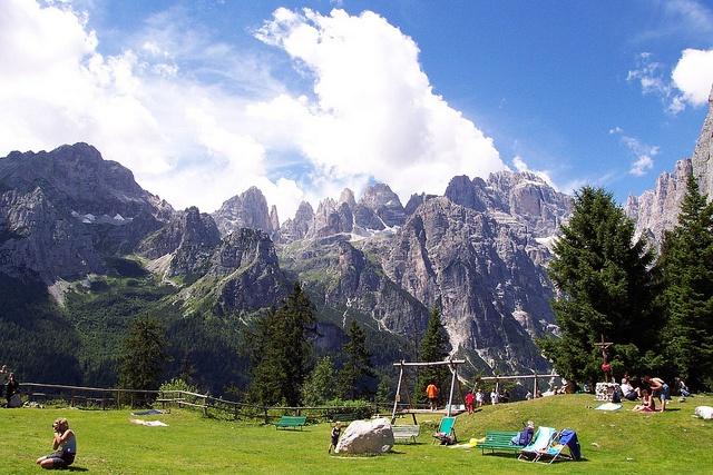 Brenta Dolomites - La Montanara refuge