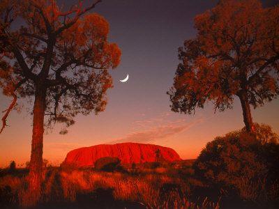 ayer's rock Australia