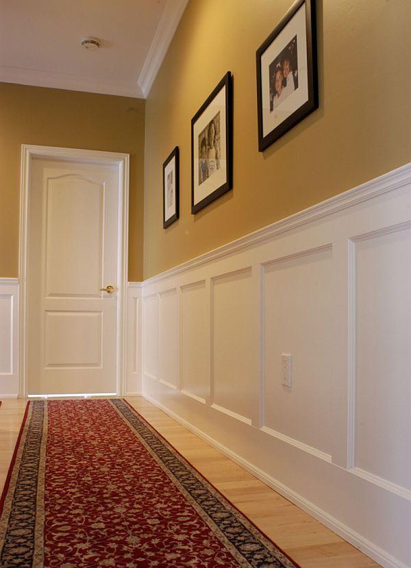 best 25 panel walls ideas on pinterest paneling walls. Black Bedroom Furniture Sets. Home Design Ideas