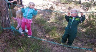 fun on a rope