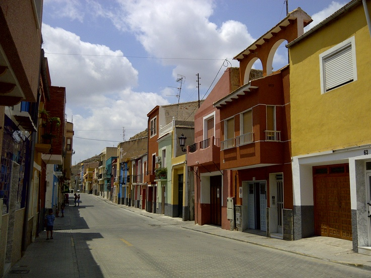 Orihuela en Alicante, pueblo natal del #poeta #MiguelHernandez