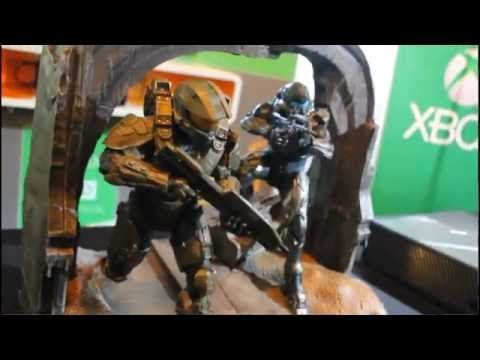 Halo 5 Presentación Xbox Colombia - YouTube