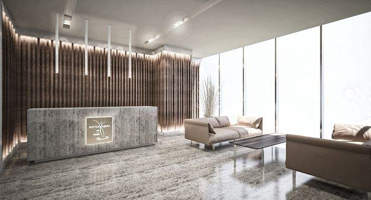 "The aesthetic medicine clinic ""Bomonti Clinic"" is located in İstanbul's rising district Bomonti. The layout of the space is simple and clean."