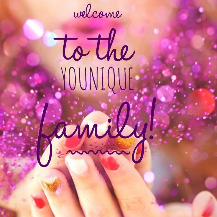 Welcome to the family post for new team members! https://www.youniqueproducts.com/CallieJunker