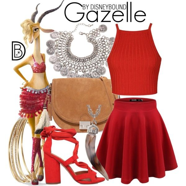 Disney Bound - Gazelle