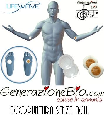 Acupuncture without needles    www.generazionebio.com