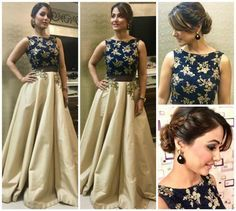 Hina Khan's contemporary outfit is major wedding season inspiration!
