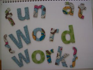 First Grader...at Last!: Wondrous Word Work