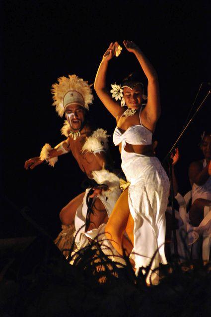 Tapati Rapa Nui.