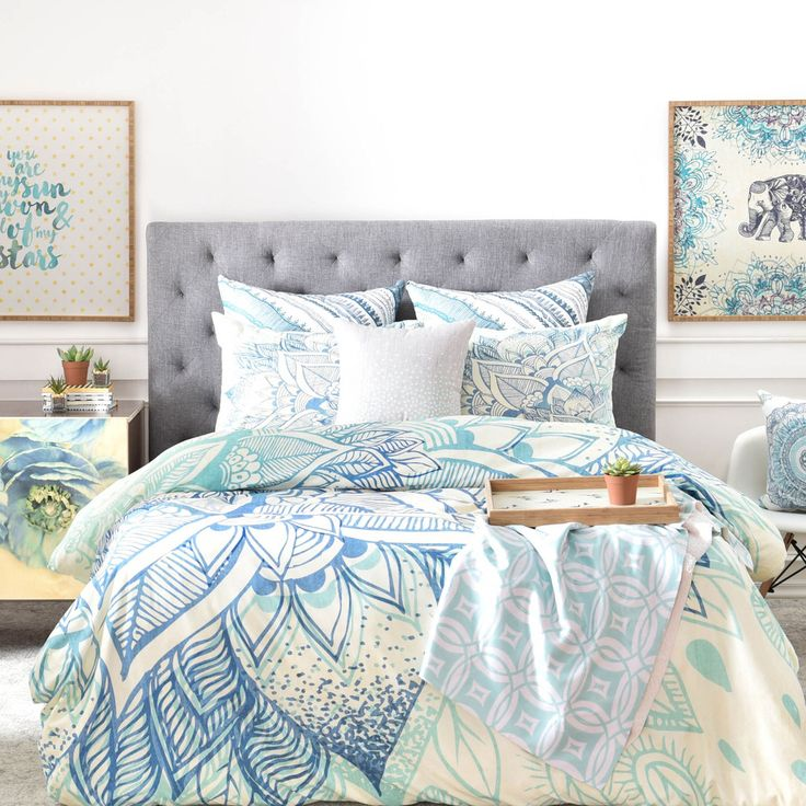 Serenity Full Room Set | DENY Designs Home Accessories