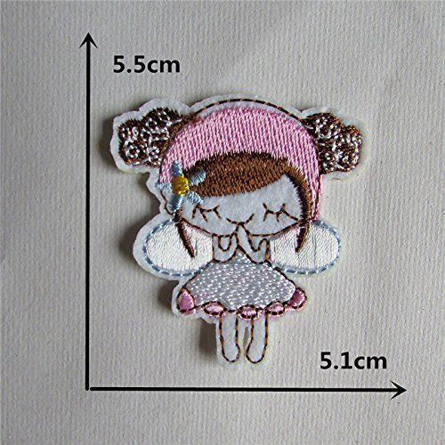 FairyTeller 1Pcs Sell High Quality Mixture Sell Patch Hot Melt Adhesive Applique Embroidery Patch Diy Clothing Accessory Patch C610-C643 *** You can find out more details at the link of the image.