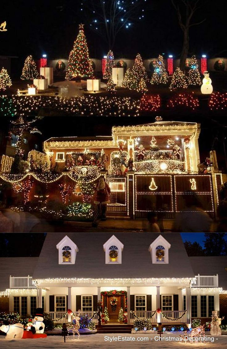 Exterior Christmas Decorations Lights Noel NoelBuyers Guide For