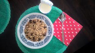 Misioszuszki: Przepis na pyszne fit śniadanie.