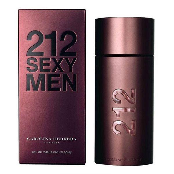 CAROLINA HERRERA 212 SEXY EDT 100ML MEN