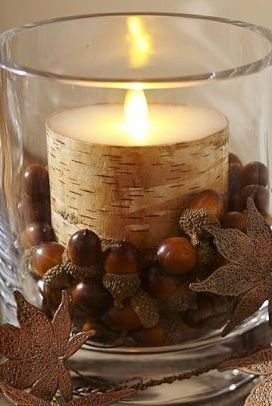 ~Fall Candle Filler~