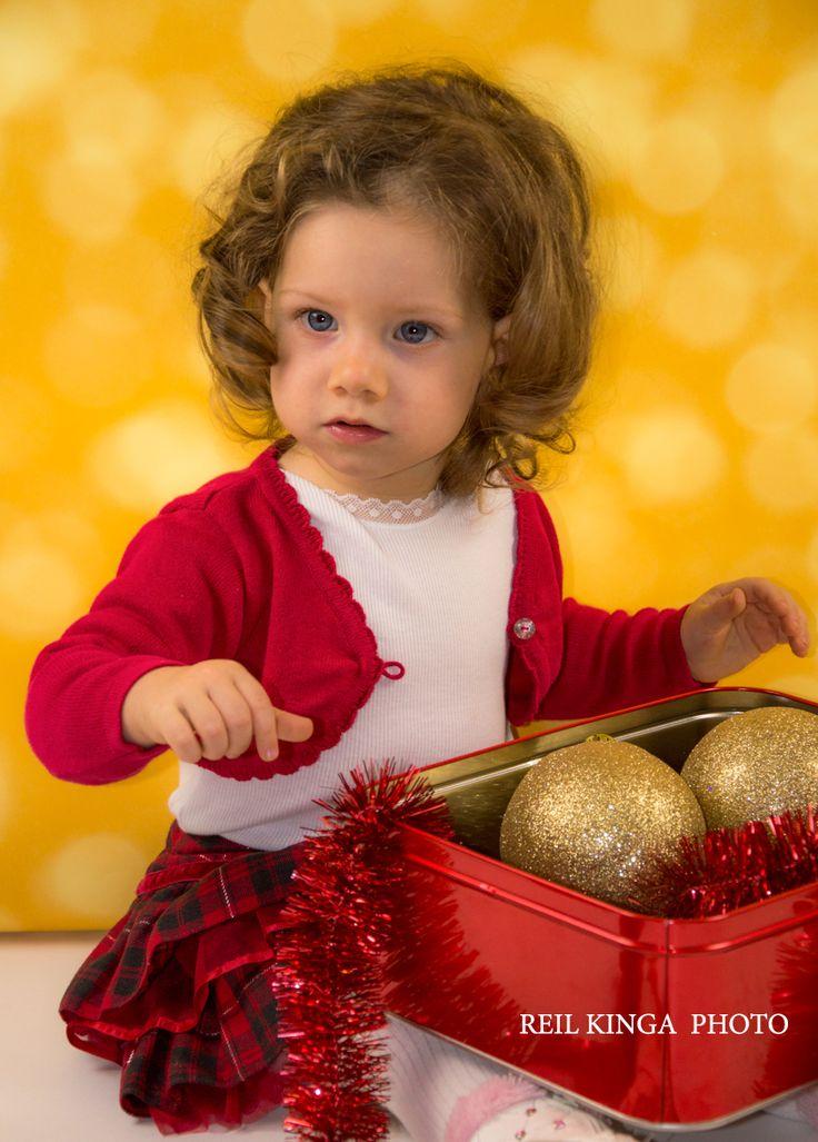 #christmas #girl #portrait #photography