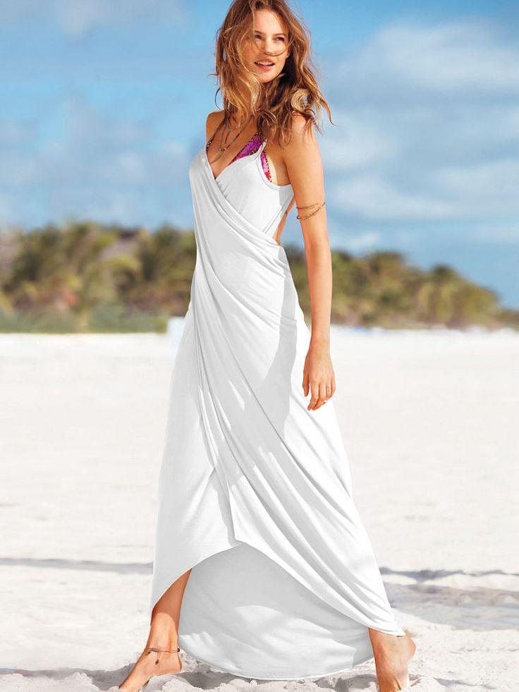 Victoria secret maxi dresses white house