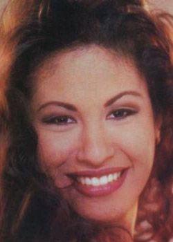 6. Selena Quintanilla-Perez