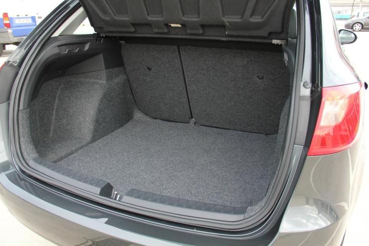 El maletero del Seat IBIZA ST (familiar) es, sin duda, uno de sus mayores atractivos